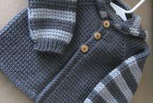 ||Crochet Baby Tops & Jumpers||