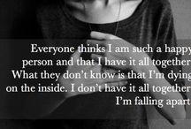 ~{I'm falling apart}~