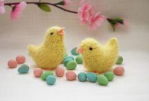 Knitting Cuteness