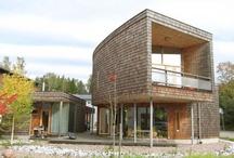 Contemporary modern house designs
