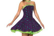 Ladies Ice Dance Dresses