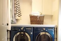 @ home :: laundry room / by Hailey Anevich