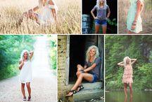 Senior Picture Ideas / by Kecia Smith