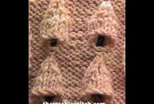 Knitting Videos / Video Stitch Dictionary and Tutorials / by Sapphires-n-Purls