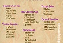 21 day fix/ shakes