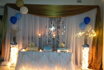 baby shower chair rentals and all events decor ceiling and backdrop