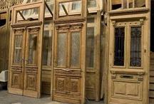 old doors/windows/shutters