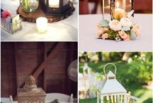 Wedding Decoration / What is fashionable in the decoration of wedding and what inspires us.