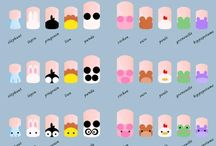 maquillage nail art
