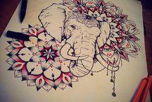 Mandala-Tattoo-Design