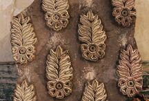 Indian motif