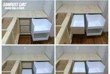 Ideas for furniture (идеи для мебели)