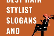 Best Hair Stylist Slogans and Taglines