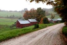 Travel. Scenic Vermont. / Picturesque scenes from the great state of Vermont!