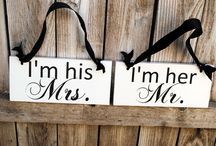 Rustic, country, chic / Country, rustic, chic wedding ideas.