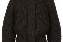 Chunky Knits / A collection of inspiring winter warmers with a casual chic appeal.