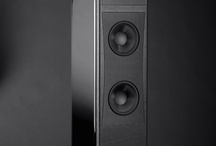 Certaldo - Rosso Fiorentino Slim Floorstanding Speaker / The subtle blend of sobriety and sophistication, acoustic performance and elegance, the Prestige series includes technical features that meet the requirements of the most discerning music lovers