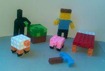 Projekti/ teema; Minecraft