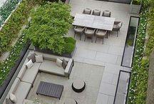 Идеи для внутреннего дворика