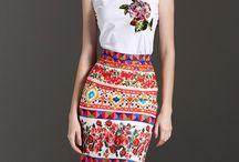 Pink Picot Designer Dresses