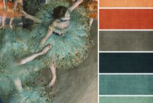 Color schemes inspiration