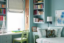 Guest room/library ideaa