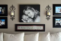 Decor Ideas / by Amber Hunsley