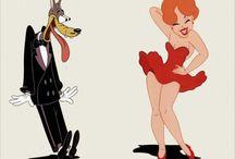 Tex Avery / Billeder og klip med en af de sjoveste animatorer
