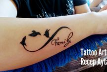 Forever IN tattoo.artist's RECEP & Anna Aytaç / Permanent Tattoo