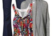 letní outfits