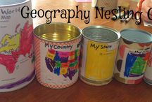 Geography & History for Kids / History and Geography activities for kids ages 5+