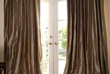 Curtains/blinds/wall paper/paints