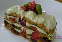 Raw Food Workshop / Some of the fabulous things you will make on my Raw Food Workshop