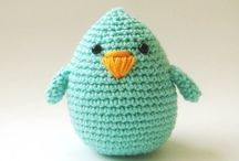 Crochet: Spring / Patterns and ideas for crocheted items for spring.  - candleinthenight.com