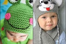 Bebek Örgü Modelleri