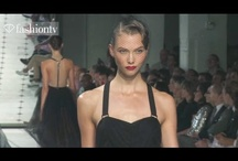 VIDEO- fashion show spring/summer 2013