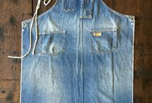 All Denim / Make anything out of denim. Bags, furnishings, clothing etc