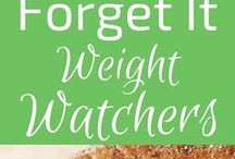 Weight Watchers / Recipes and ideas
