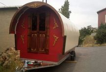 çingene karavanı
