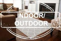 {Anji Mountain: Indoor/Outdoor} / Our new Indoor and Outdoor Rugs