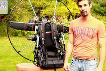 Paramotor & Powered Paragliding Review From BlackHawk