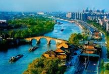 Xiangji Temple Grand Canal / Hangzhou Xiangji Temple and Grand Canal Gallery  - http://www.mildchina.com/hangzhou-attractions/hangzhou-xiangji-temple.html