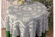 crochet tabletoppers
