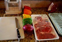 Freezer Recipes / by Kara Keene