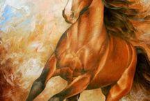 yaglıboya atlar