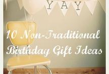Birthday Ideas / by Stephanie W.