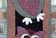 Quilting / Wishful Thinking / by Christina Fisher
