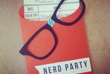 Joeana's 12th nerd party! / by Ana King