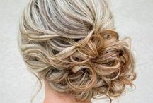 Wedding Hair & Make-up / Styles for the bridal party & bride - LADIES, please post to this board so that Elyssa can take a look at what you want! Write a message on your post to her. Thank you!