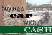Car buying info / by Janet Lopez